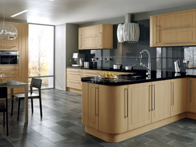Ashford Kitchen in Canadian Maple